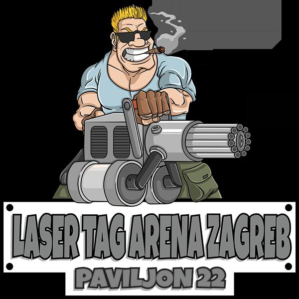 Laser tag Zagreb - Velesajam Paviljon 22
