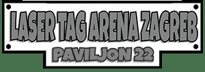 LASER TAG ARENA ZAGREB Logo