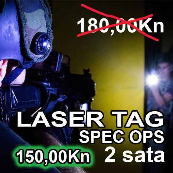 akcija laser tag zagreb Paviljon 22 Velesajam