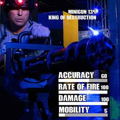 Minigun 134